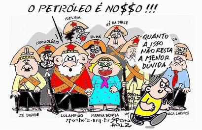 nosso petróleo